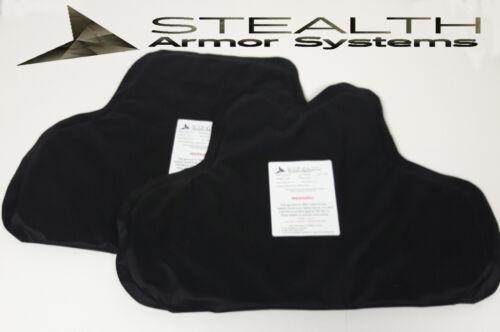 Mayflower LPAC Body Armor Inserts Level 3-A XLarge