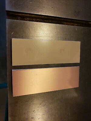 "6 pcs Copper Clad Circuit Board PCB Single Sided .060 2/"" x 6/"" CEM-1 1 oz"