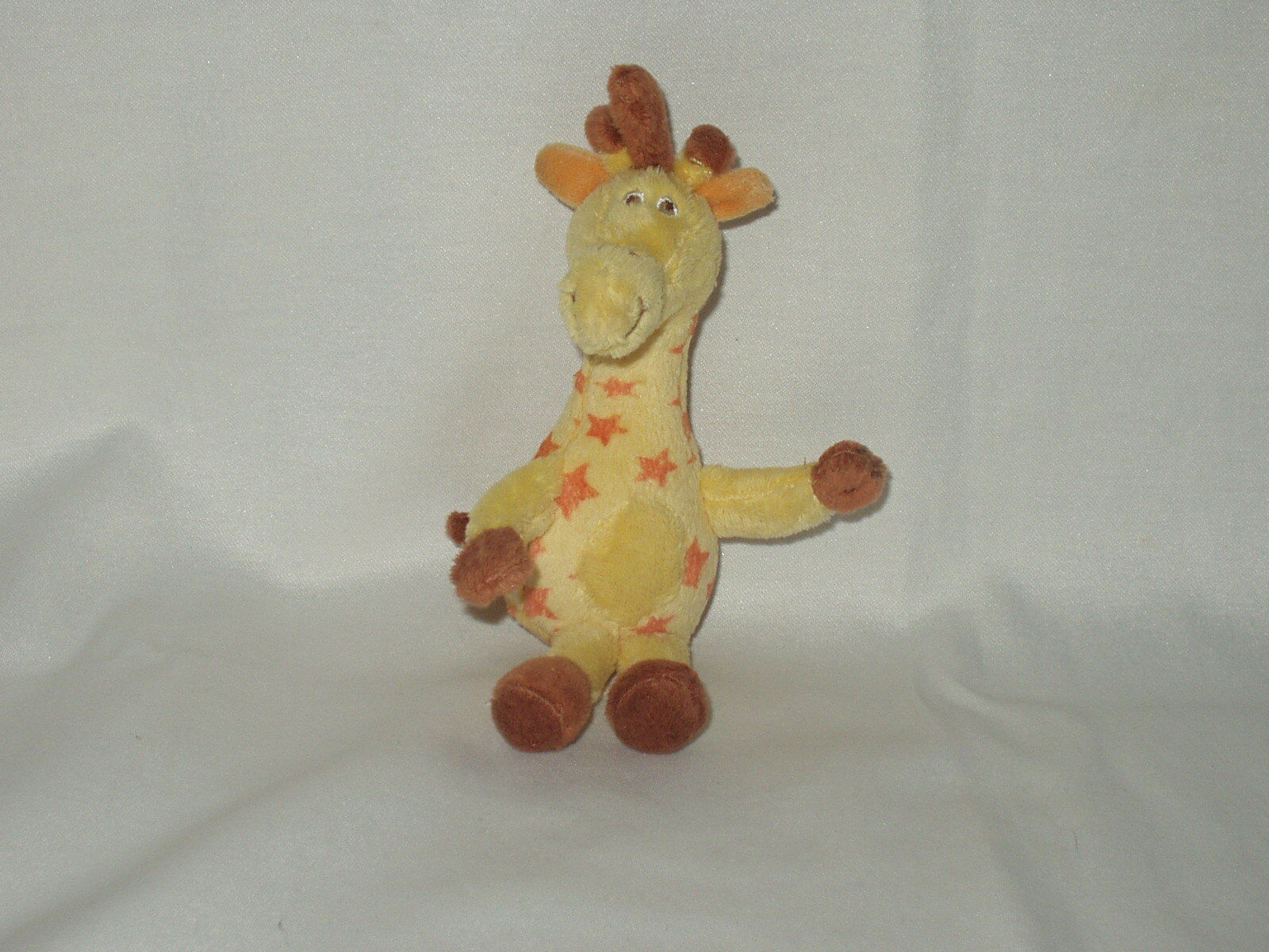 TOYS R US 7.5  GEOFFREY THE GIRAFFE mascot plush stuffed figure toy dated 2012