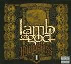 Hourglass, Vol. 1: The Underground Years [PA] [Blister] by Lamb of God (CD, May-2010, Epic (USA))