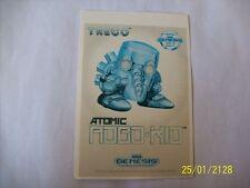 ATOMIC ROBO-KID Genesis Vidpro Card
