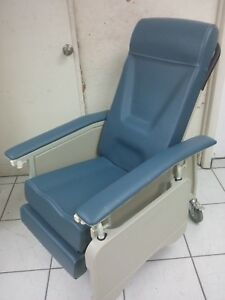 Phenomenal Details About Invacare Deluxe 3 Position Geri Chair Medical Clinical Patient Recliner Miami Download Free Architecture Designs Scobabritishbridgeorg