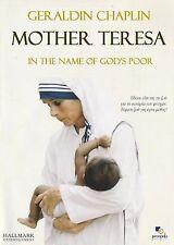 Mother Teresa: In the Name of God's Poor (1997)  Geraldine Chaplin, ALL REG DVD