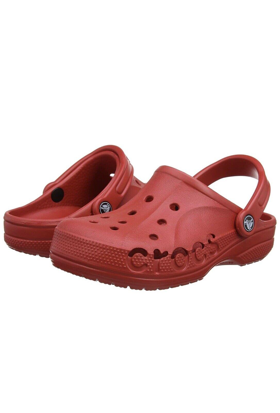 Crocs Baya Clog Unisex Slip On Shoes Size 8 NEW