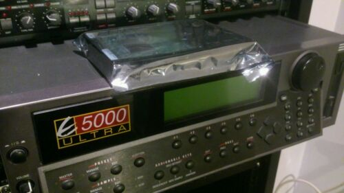 E-MU ULTRA QUIET INTERNAL 160GB IDE HARDDRIVE Mounting Kit EMU E4 SAMPLER