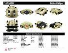 Disc Brake Caliper-Posi-Quiet Loaded Caliper-Preferred Front Left Centric Reman