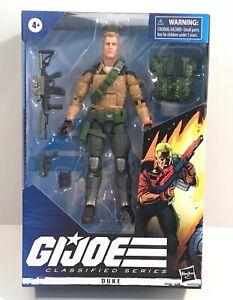 GI-Joe-Classified-Series-Duke-6-034-scale-action-figure-new-boxed-Hasbro-2020