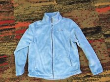 New Women's The North Face Ladies Osito Fleece Jacket Sky Blue 2XL