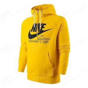 eafa2bc3456a Buy nike hoodie mens yellow   Up to 40% Discounts