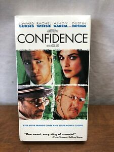 Confidence-VHS-2003