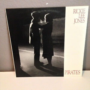 RICKIE-LEE-JONES-Pirates-12-034-Vinyl-Record-LP-EX