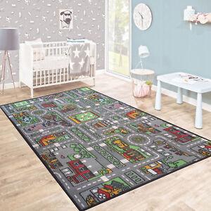 Kids Children Soft Non Slip 100x165 Floor Mat Carpet Bedroom Playmate Large Rugs