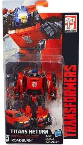 Transformers Generations Titans retour Legends Roadburn-NOUVEAU INSTOCK