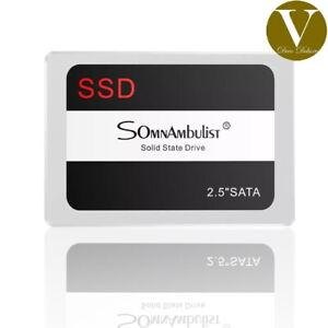 """DISCO DURO SSD 2,5"""" SomnAmbuList 120GB, 240GB, 480GB, 960GB 2259XT 500MB/S"""