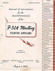 p 51 pilot training manual pdf
