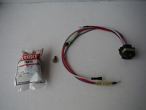 toro starter relay wiring kit 70 1550. Black Bedroom Furniture Sets. Home Design Ideas