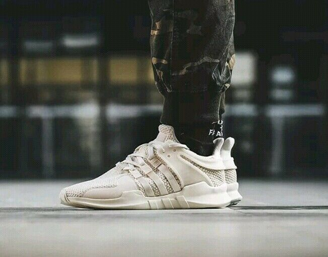 Adidas Original EQT Support ADV BY9586 Chalk White Men's Size US 13