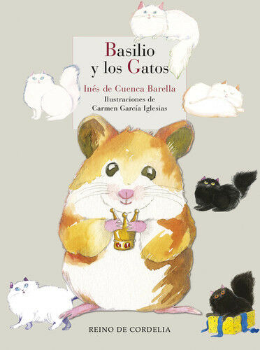 Basilio y los gatos. NUEVO. Envío URGENTE. INFANTIL Y JUVENIL (IMOSVER)