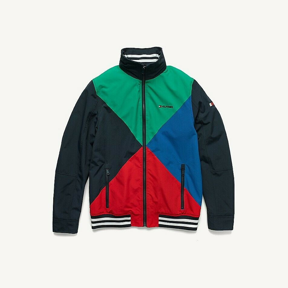 Navy/Green/Blue/Red
