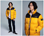 National-Geographic-Mens-Bison-RDS-Duck-Down-Short-parka-Jacket-Yellow miniature 5