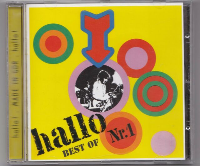 Hallo Best Of Nr. 1 (2001)