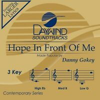 Danny Gokey - Hope In Front Of Me - Accompaniment Cd
