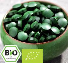 1Kg Bio Spirulina, 4000 Presslinge ohne Zusätze - 100% Bio mit Analyse