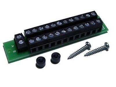 S862 Verteiler Stromverteiler 24-polig + 2x Eingang für Gleich- und Wechselstrom
