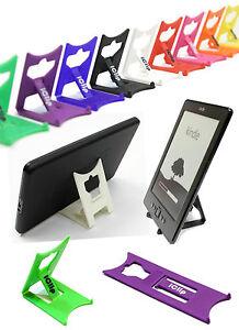 Apple-iPad-Mini-Tablet-Kindle-6-034-7-034-8-034-Holder-iClip-Folding-Travel-Desk-Stand
