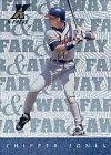 1997 Pinnacle Chipper Jones #9 Baseball Card