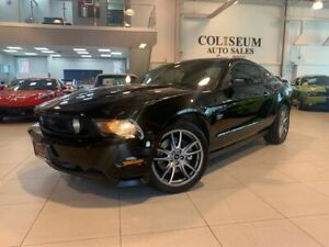 2010 Ford Mustang GT V8 **5 SPEED MANUAL-LEATHER-CAMERA-NEW CLUTCH**