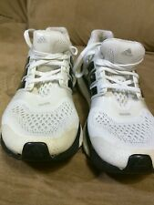 Adidas Energy Boost Womens running walking jogging size 6 black and white