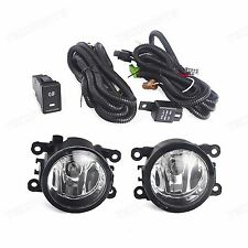 Hot Front Fog Lights Kit for Suzuki Grand Vitara & SX4 4Dr( No Hatchbacks) 06-12