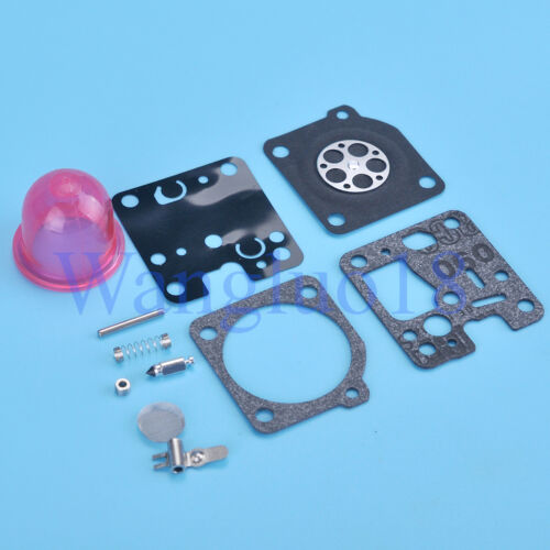 Carb Kit Fit Echo ES230 ES231 PB230 PB231 SRM231 SRM230 ZAMA RB107