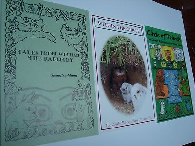 Lot of 10 gift sets,The Camelot Rabbitry Series, limited quantity close out sale
