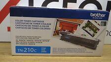 NEW GENUINE Brother TN-210C TN210 CYAN Toner Color Cartridge A84