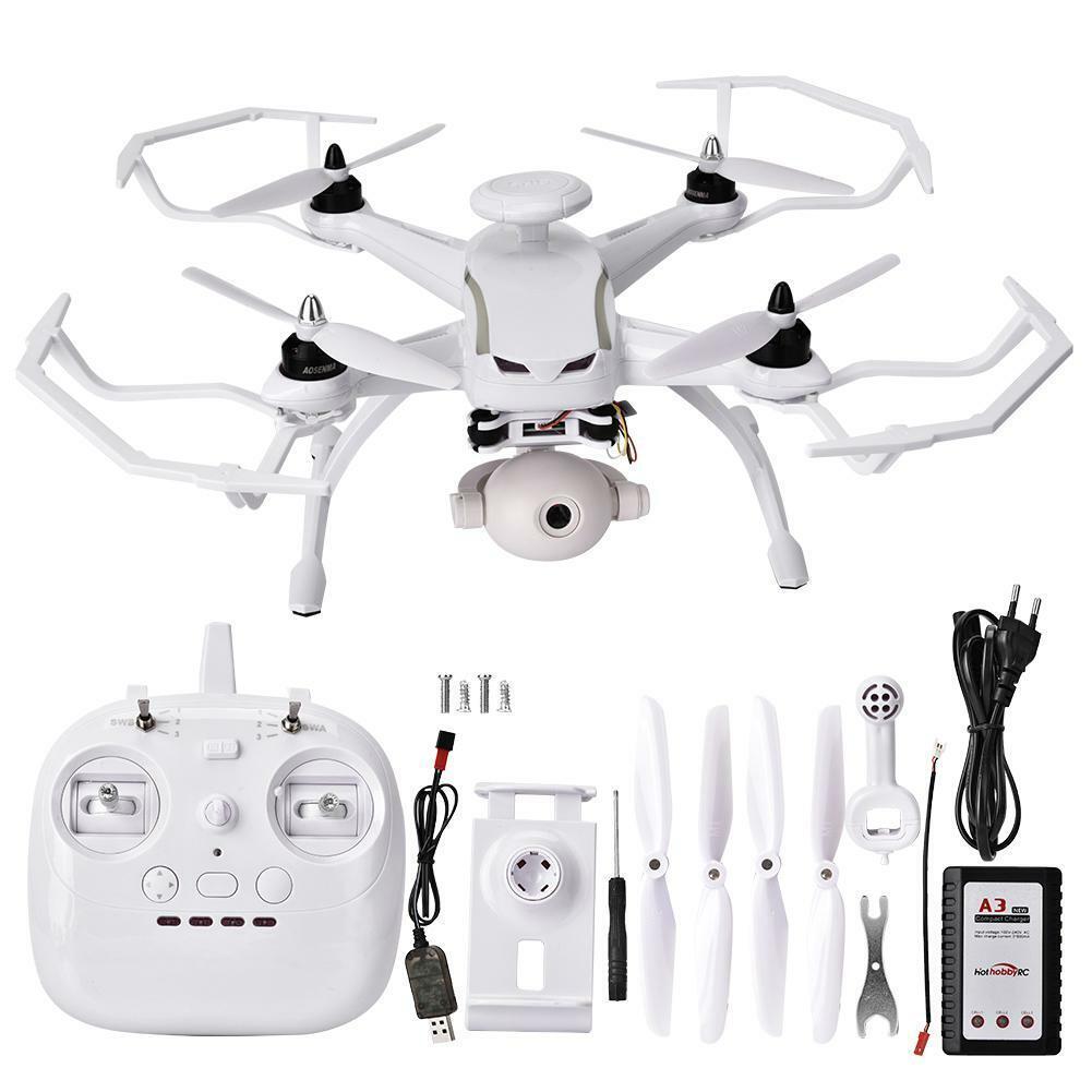 AOSENMA CG035 DUAL GPS RC Drone WIFI FPV 5MP HD camera ottica del flusso di posizionamento
