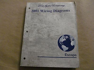 2001 Ford Focus Workshop Service Manual Wiring Diagrams ...
