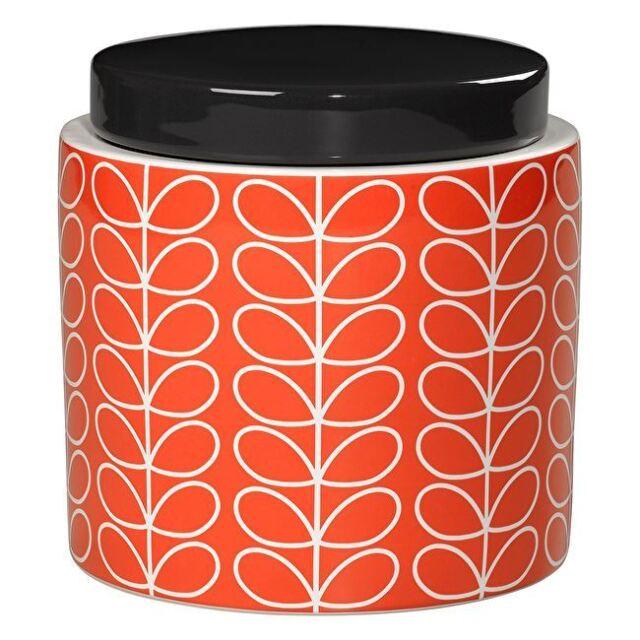 Orla Kiely Hen 1l Storage Jar For