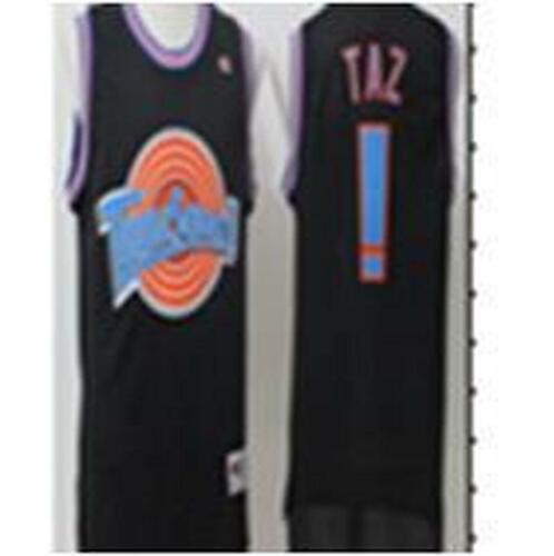 Space Jam Tune Squad cosplay Basketball Trikots #23 #1 BUGS #10 LOLA #22 Genäht