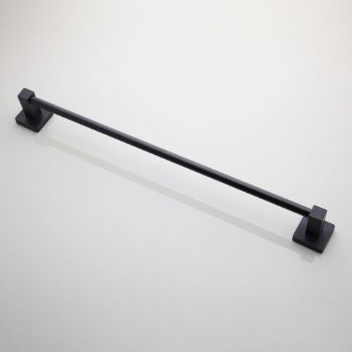 Black Bathroom Supplies Towl Rack//Hair Dryer Rack//Roll Paper Holder Accessories