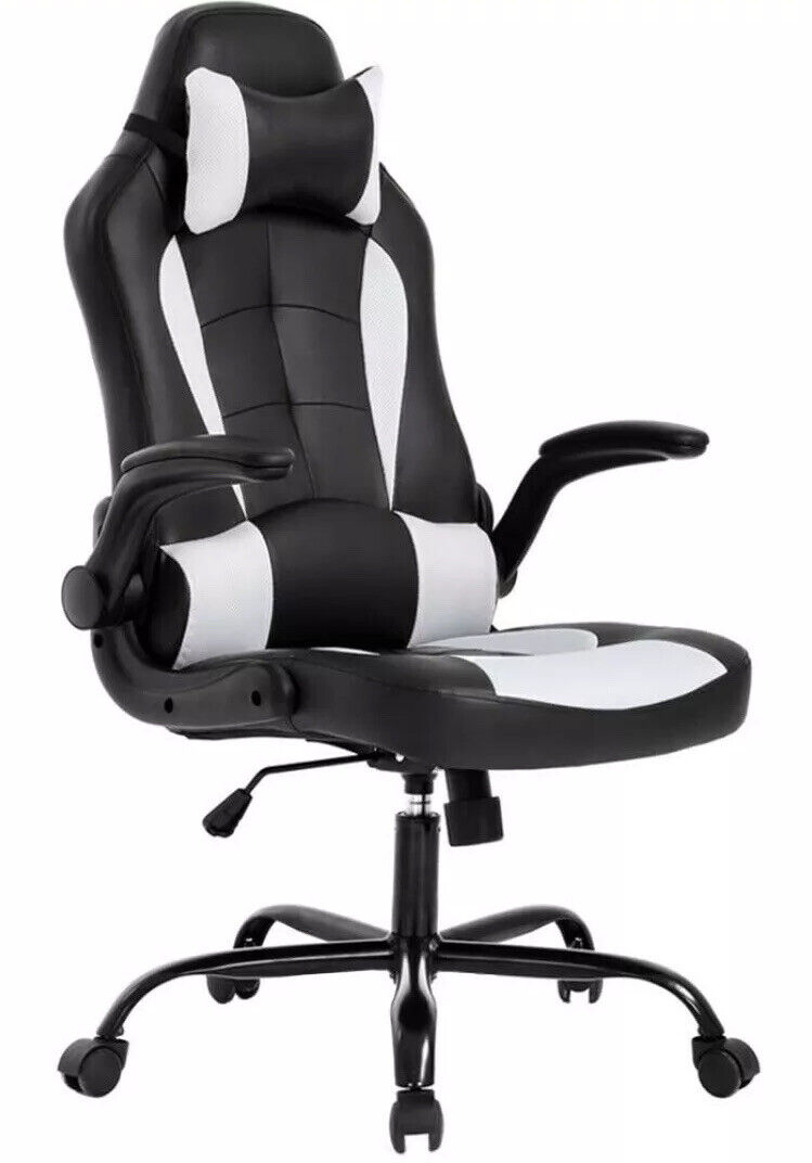 BestOffice PC Gaming Chair Ergonomic Office Chair Desk Chair with Lumbar Supp…