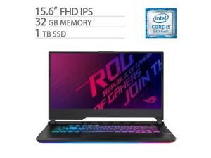 ASUS ROG Strix G Gaming Laptop i5-9300H GTX 1660 Ti...
