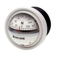 Ritchie V-57 Dash Mount Marine Compass White 2-3/4 on sale