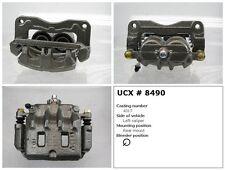 Undercar Express 10-1135S Frt Right Rebuilt Brake Caliper With Hardware