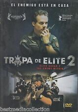 Trapa De Elite 2 / Elite Squad 2 DVD NEW The The Enemy Within SEALED