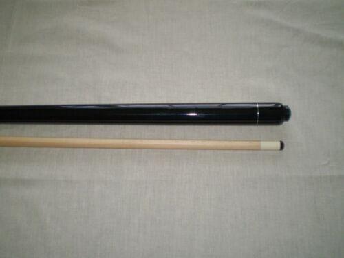 Brand New Black McDermott Pool Cue With A Free 1X1 Soft Case Billiards Stick