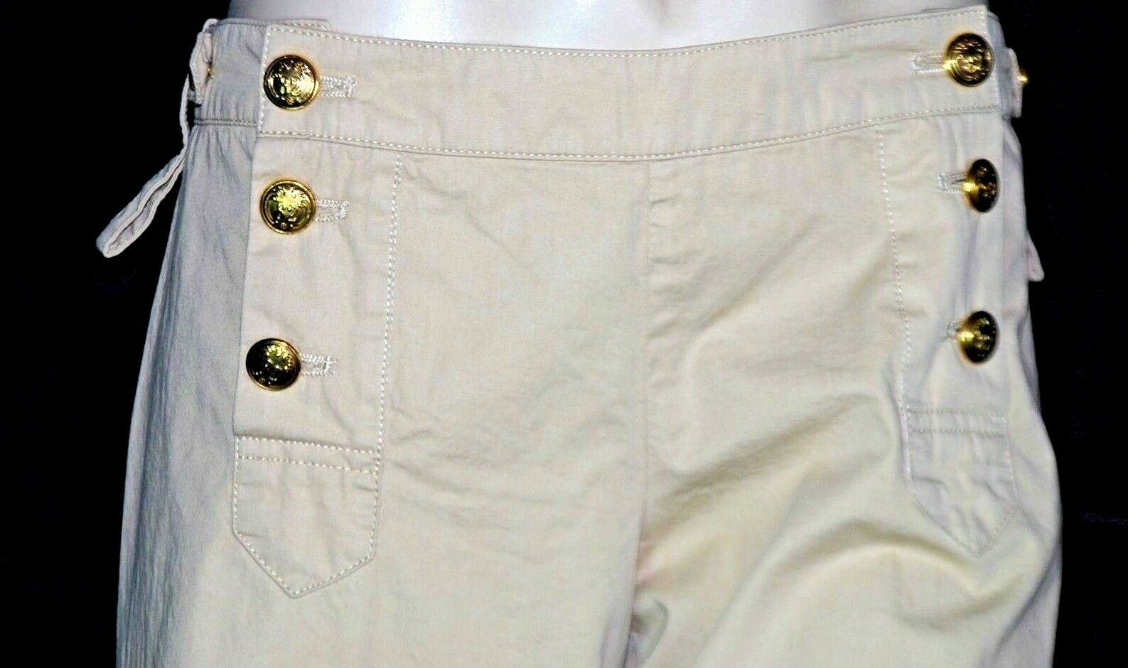 COAST WEBER DESIGNER Hose trousers Shorts Bermudas 36 38 S neu  NEW tags