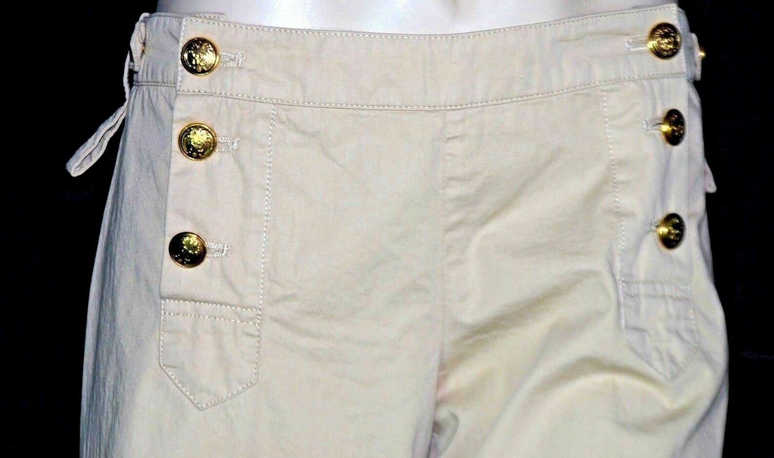 COAST WEBER DESIGNER Hose trousers kurze hose Bermudas 36 38 S neu  NEW tags