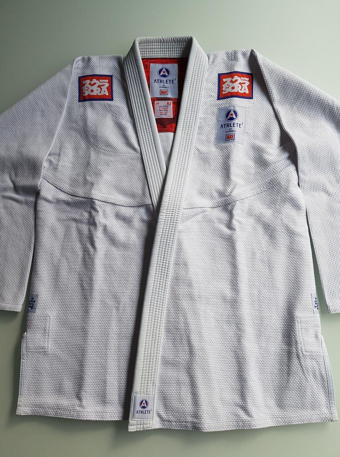 Scramble Athlete 2 BJJ, Gi   Kimono A3
